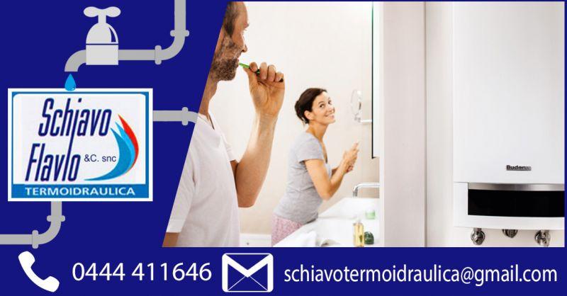 Offerta Impianto di climatizzazione domestico canalizzato Vicenza - Occasione Climatizzazione a zone Vicenza