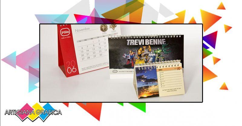 Offerta Servizio Stampa Calendari Montegalda - Occasione Realizzazione Calendario personalizato