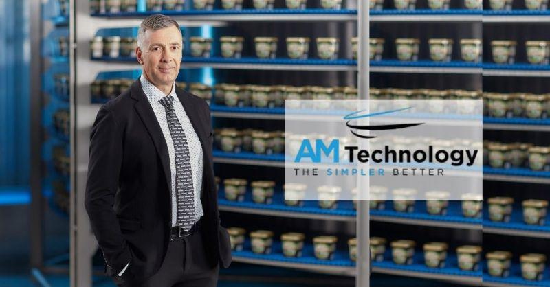 AM TECHNOLOGY SRL - Assistenza impianti industriali trattamento movimentazione settore alimentare