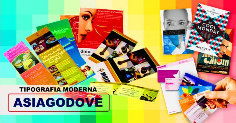 Offerta servizio Stampa Professionale Volantini Asiago - Occasione Stampa depliant pieghevoli
