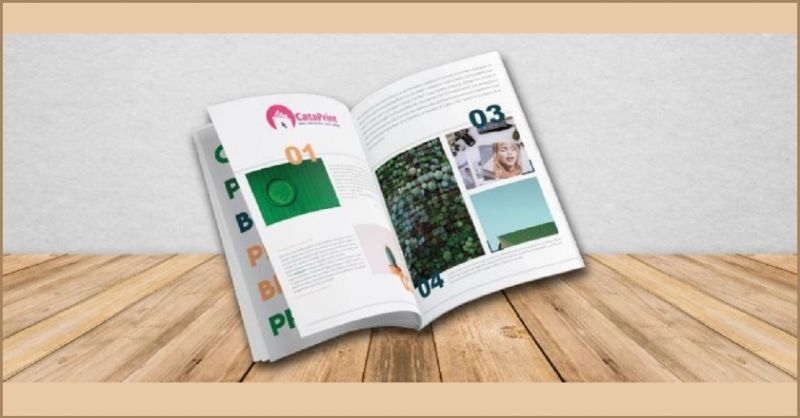 CataPrint - Offer service creation and milled paperback printing