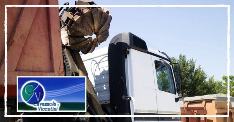 CAVAZZOLA E VICENTINI - Promozione raccolta di rifiuti solidi non pericolosi Verona Vicenza