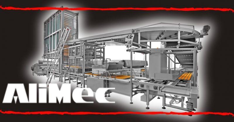 ALIMEC -提供義大利公司餅乾生產之自動化與半自動化設備