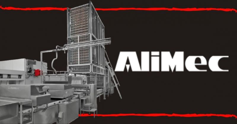 ALIMEC - Offer Italian company automatic and semi-automatic plants for biscuit production